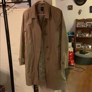 Beige med gap spring/fall jacket